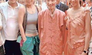 香港风水大师陈伯