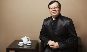 新加坡风水师彭钟桦