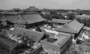 北京故宫博物馆的传说