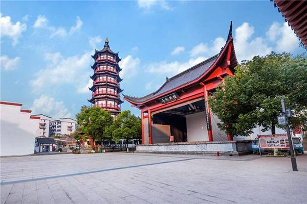 南昌千年风水宝塔