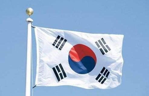 韩国国旗是先天八卦
