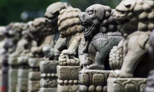 石狮子的起源