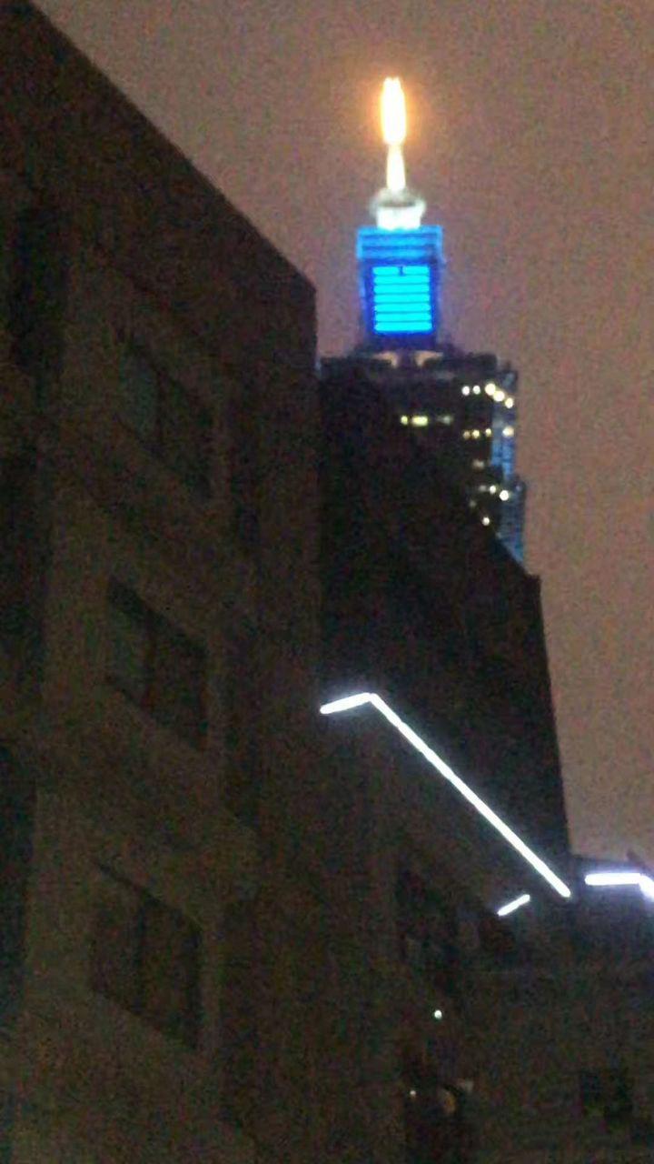 台北101大厦看台湾的风水有多盛行