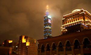 大清朝最后一座风水城台北